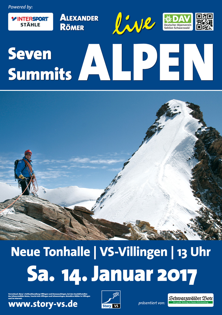 plakat seven summit