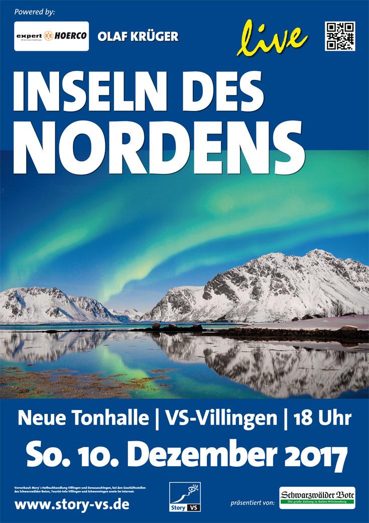 Plakat 2017_12_10 Inseln des Nordens