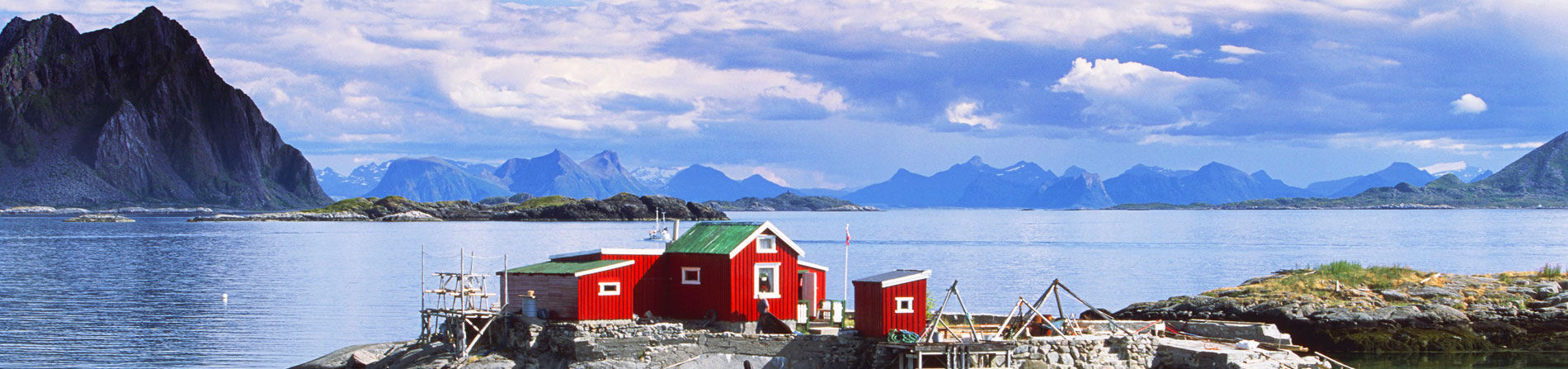 Norwegen – durch die Fjorde in die Arktis 01